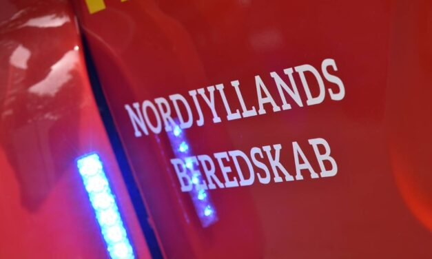 Person omkommet ved brand i Aabybro