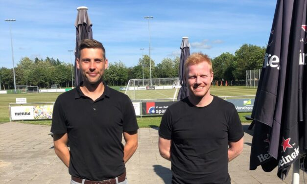 Ny spillende assistent i Aabybro IF